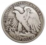 R/ Estere - USA. Half Dollar 1936. Ag. qBB
