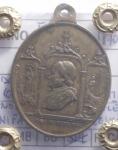 obverse: Medaglie.Roma.Pio IX 1870.Cu.Medaglia Ricordo del Concilio Ecumenico.SPL.gf