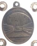 reverse: Medaglie.Roma.Pio IX 1870.Cu.Medaglia Ricordo del Concilio Ecumenico.SPL.gf
