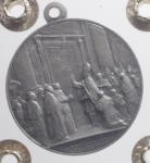 reverse: Medaglie.Roma 1925.Anno Santo Pio XI.Medaglia anno Santo 1925.qSPL.gf