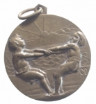 obverse: Medaglie.1930 Anno VIII era fascista,Colonie marine e montane.BB+.gf