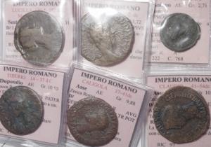 obverse: Lotti.Impero Romano.Lotto di 6 monete imperiali classificate, mediamente BB.___