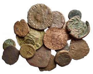 obverse: Lotti - Evo Antico. Lotto di 18 pezzi in Ae da studio