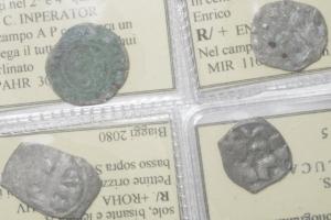 obverse: Lotti:Zecche Italiane. Lotto di 4 monete regionali classificate, mediamente BB.___