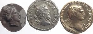obverse: Lotti.Riproduzioni moderne.3 Fake coins.gf