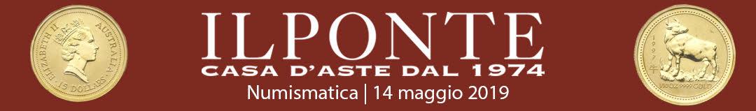 Banner Il Ponte Asta 448 - Numismatica