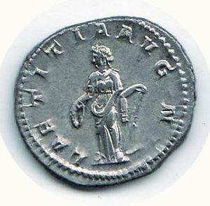 R/ Roma - Gordiano III. Antoniniano; R/