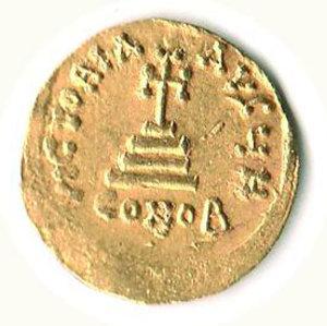 R/ Roma - Eraclio ed Eraclio Costantino (613-638) - Solido - Sear 734. SPL