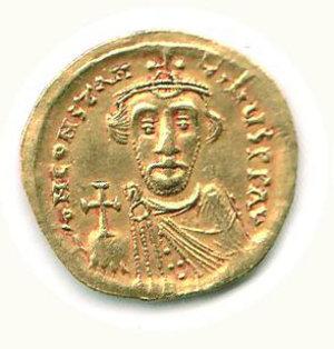 D/ Roma - Costante II (630-668) - Solido - Sear 943. q.SPL