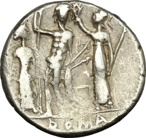 Reverse image of coin 190