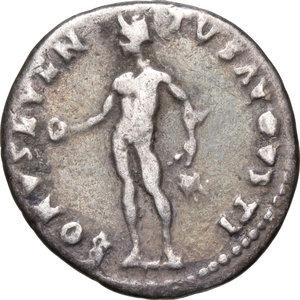 reverse: Titus (79-81).. AR Denarius, 79-80