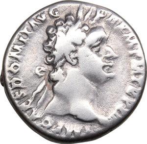 obverse: Domitian (81-96).. AR Denarius, 93-94