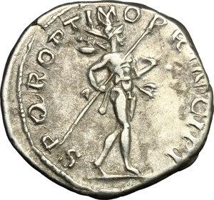 reverse: Trajan (98-117).. AR Denarius, 113-114