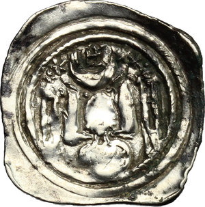 Reverse image of coin 537