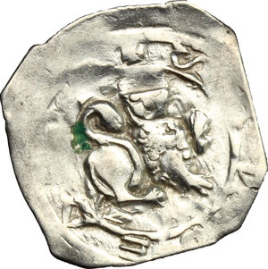 Reverse image of coin 542