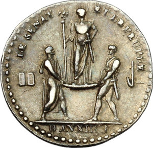 Reverse image of coin 626