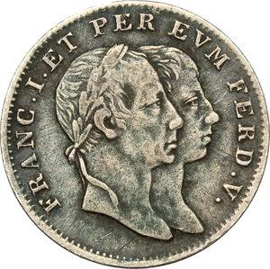 obverse: Hungary.  Franz II/I (1792-1805-1835).. AR Jeton, Pressburg mint, 1830