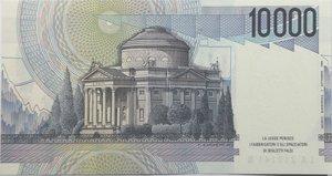 reverse: Banconote. Repubblica Italiana. 10.000 lire Alessandro Volta. Dec min. 19-09-1984.