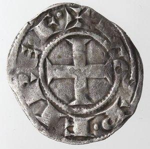 obverse: Francia. Provenza. Carlo I d Angiò. 1266-1278. Denaro tornese. Mi.