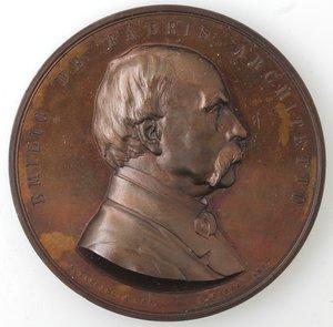 obverse: Medaglie. Firenze. Emilio de Fabris. Santa Maria del Fiore 1876.