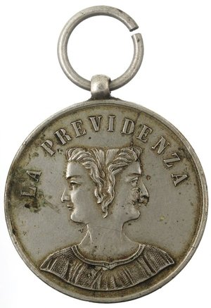 obverse: Medaglie. Legnano (MI). Medaglia 1869. Ag?.