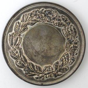 reverse: Medaglie. Napoli. Medaglia 1887. R. Istituto d Incoraggiamento di Napoli. Ae Argentato.