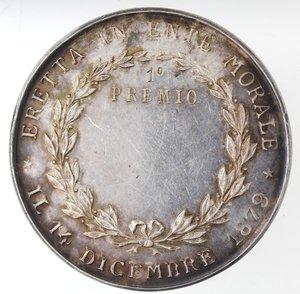 reverse: Medaglie. Torino. Medaglia 1879. Ag.