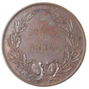 reverse: Medaglie. Torino. Prima Esposizione Operaia Italiana - Torino 1890.