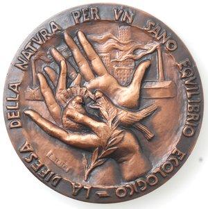 reverse: Medaglie. Associazione Italiana Amici della Medaglia. Medaglia 1973. Br.