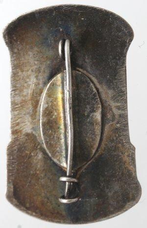 reverse: Medaglie. Distintivo. Concorso Ginnastico intersezionale Gallaratese. 19/20 sett. 1923. MB.