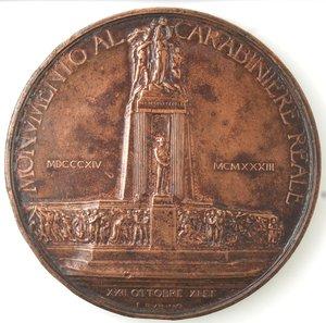 obverse: Medaglie fasciste. Medaglia. 1933 A. XI. Ae.