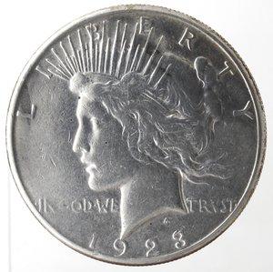 obverse: Usa. Dollaro Peace 1923 S. Ag. 900.