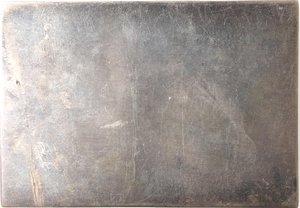 reverse: Medaglie fasciste. Roma. Placchetta per la V gara nazionale di tiro a segno A. XV, 1937. Ag.