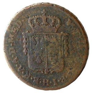 obverse: Milano. Maria Teresa. Mezzo Soldo 1779. Ae.