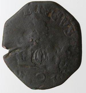 obverse: Napoli. Filippo III. Tornese 1620. Ae.