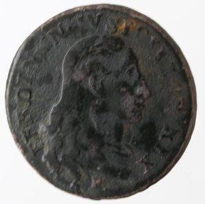 obverse: Napoli. Ferdinando IV. 1 Grano Cavalli 12 1788. Ae.