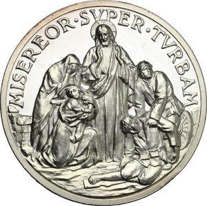 reverse: Pio XII (1939-1959), Eugenio Pacelli di Roma. . Medaglia annuale, A. III
