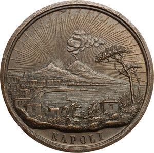 obverse: Medaglia per il comizio dei veterani a Napoli, 1848-49