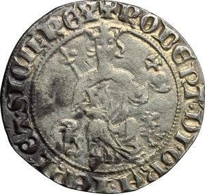 obverse: France.  Robert d Anjou (1308-1343).. Carlin