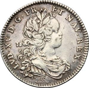 reverse: France.  Philip II duke of Orleans (1715-1723), Regent. Token