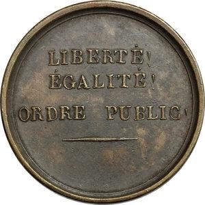 reverse: France. Medal 1830