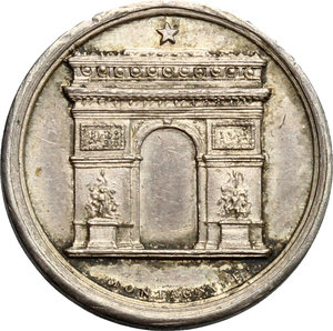 reverse: France.  Louis Philippe I (1830-1848). . Medal 1836