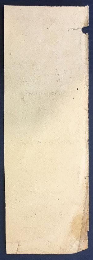 reverse: Soccorso a Garibaldi per la redenzione di Roma e Venezia. Insieme di due biglietti da carlini 6 (numerazione in lettere)