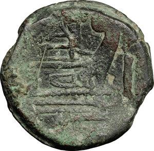 reverse: AN or AV series.. AE As, 194-190 BC