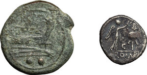 Reverse image of coin 486