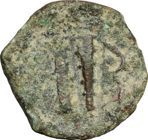 reverse: Greek Coins. Greek Italy. Southern Apulia,