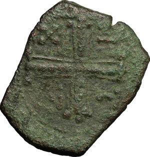 obverse: Rodi. Follaro anonimo, 1250-1309