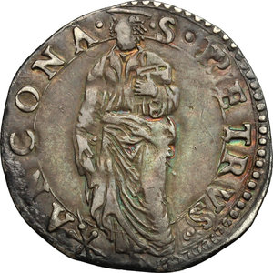 Reverse image of coin 544