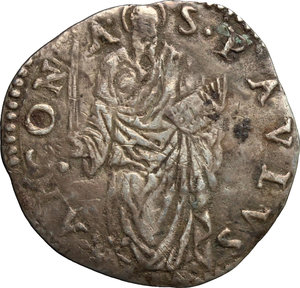 Reverse image of coin 545