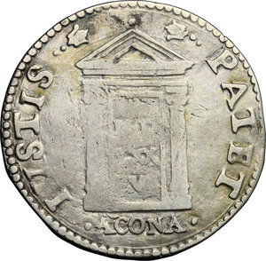 Reverse image of coin 547